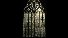BBC - Culture - The 10 greatest stained-glass windows in the world.  York Minster   15th century   England.   Designed by John Thornton - The first named artist in British history.