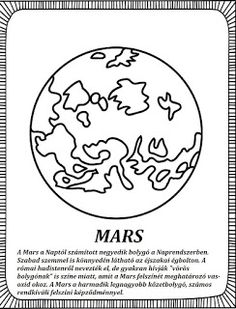 Marci fejlesztő és kreatív oldala Earth Day, Geography, Mars, Education, Hold, Montessori, Summer, March, Teaching