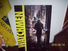 DC Comics Watchmen Billboard Advertising Movie Poster NECA 36x24