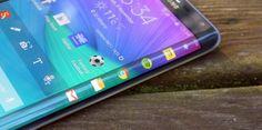 Samsung Galaxy S6 Edge'yi Tanıttı