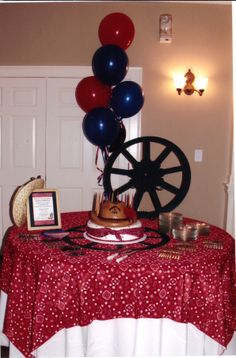 Country Sweet 16 Party Themes | country themed sweet 16 party in roswell ga 1189x1804 Sweet 16 Party