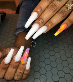 Prized by women to hide a mania or to add a touch of femininity, false nails can be dangerous if you use them incorrectly. Types of false nails Three types are mainly used. Drip Nails, Bling Acrylic Nails, White Acrylic Nails, Square Acrylic Nails, Aycrlic Nails, Summer Acrylic Nails, Best Acrylic Nails, Pastel Nails, Bling Nails