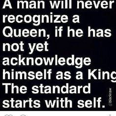 the standard starts with self.
