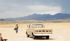 rewatched No Country for Old Men the other night while grading. Love those Coen Bros. & Roger Deakins.
