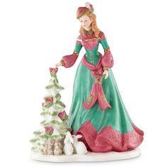 2015 Alexia, The Christmas Princess Figurine By Lenox