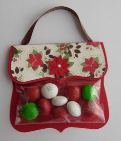 Top Note treat purse.
