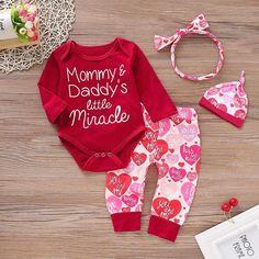 703f433c9cda Infant Baby Girl Letter Tops Tops Dot Tulle Valentine Sequins Skirt ...