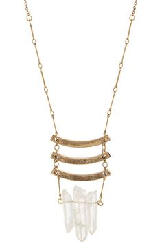 Boho Statement necklece