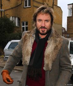 "Simon Le Bon will return to play Mark Hand, the Catchman, in a 2017 reboot of the classic bourdoir sci-fi jaunt 'Barbarella.' • ""Stay-tuned!""  ••• simon lebon"
