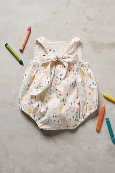 Pretty Playful Romper | Anthropologie
