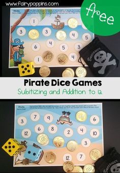 Preschool Pirate Theme, Pirate Activities, Pirate Games, Eyfs Activities, Kindergarten Activities, Preschool Activities, Preschool Printables, Summer Crafts For Toddlers, Pirate Day