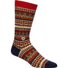 Amazon.com: Stance Moorland Socks - Men's ( Multi ): Clothing