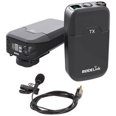The Rodelink Filmmaker is a wireless audio system for professional video productions. The kit comprises of a transmitter, receiver, lavalier microphone, and an captive TRS cable. Camera Surveillance Wifi, Kit, Mono Mini, Film Maker, Lav Mic, Led Profil, Bluetooth, Talkie Walkie, Shooting Video