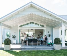 This family home in Havelock North proves new-builds can have character
