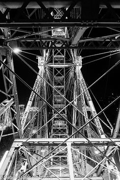 Prater - Wien - 2012 Vienna Austria, Hungary, Ferris Wheel, 19th Century, My Photos, Castle, Park, Architecture, Building