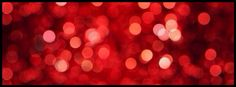 red sparkles, facebook timeline cover photo