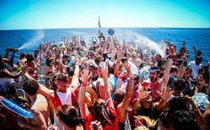 Cirque de la Nuit boat party - - Info, DJ listings and tickets | Ibiza Spotlight