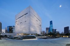 Perot Museum of Nature and Science / Morphosis | ArchDaily