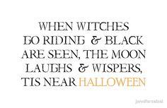 Tis' Near Halloween Pouch