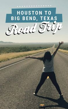 Houston to Big Bend, Texas road trip! Find the full itinerary on Road Trippin' The States.