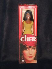 1976 Cher Mego Poseable Doll