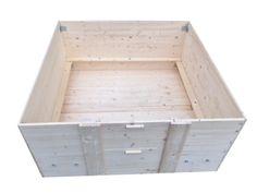 Wurfkiste Welpenbox Wurfbox Zerlegbar ohne Werkzeug verschiedene Größen