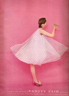 Vintage Vanity Fair Ad