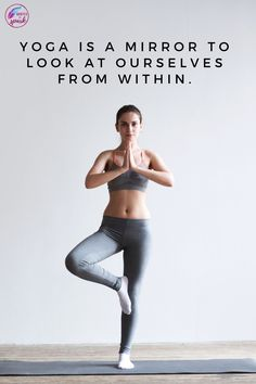 Visit our website for more Inspirational Yoga Quotes. Don't forget to share these empowering yoga quotes with your friends and family to inspire and motivate them. Citations Yoga, Routine, What Is Yoga, Yoga Quotes, Be Yourself Quotes, Inspirational Quotes, Motivational, Serein, Lifestyle