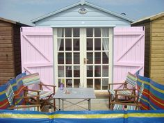 Beach hut competition aims to find the best in Britain