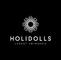 Logo Holidolls Luxury Swimgerie