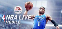 NBA LIVE Mobile disponibile ufficialmente per Android e iPhone!