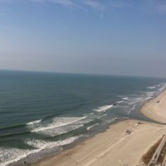 Myrtle Beach (it really doesn't matter, as long as it's a beach) but I love laying in the warm sunshine and hearing the waves break on the sand...most peaceful place ever.  Surely a gift from God!
