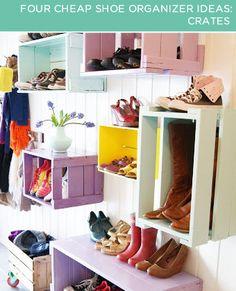 8 Simple Tricks to Closet Organization