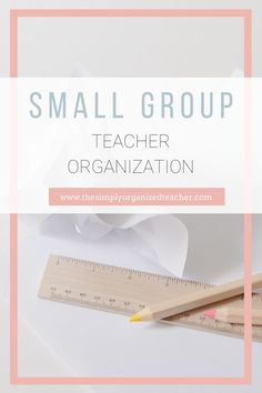 Organize your small group teaching area and materials with this step by step video and blog. Guided Reading Organization, Teacher Organization, Daily 5 Stations, Organized Teacher, Teacher Hacks, Elementary Math, Math Classroom, Literacy Centers, Time Management