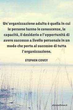 Organizzazione adulta