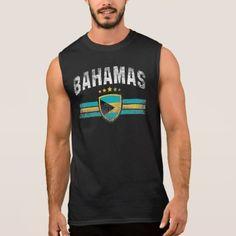 The Bahamas Sleeveless Shirt - #customizable create your own personalize diy