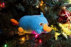 Disney's Tsum Tsum - Medium Perry the Platypus