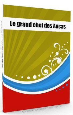 Le grand chef des Aucas (livre audio)