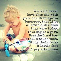 True, true, true....time passes so quickly!