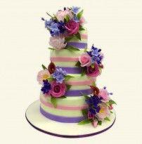 Свадебный торт на заказ - кондитерская Тутто
