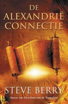 Steve Berry - De Alexandrië-Connectie