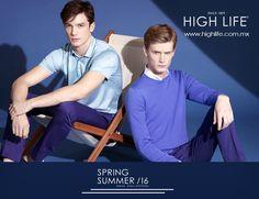Para una fina silueta, es preciso vestir una prenda en tonos azules que te llene de un carácter singular. #Canali