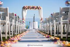 Laguna Cliffs Marriott Wedding Shady And Audrey Cliff Ceremony Venues