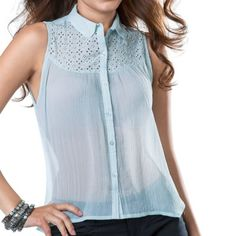 BLUSA CASUAL HOLLY LAND M755