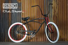 Huntington Beach Bicycle Company Old Skool Beach Cruiser Bicycle at Big Time Cruisers