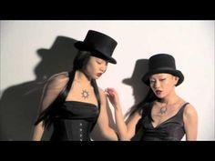 【ファッション通信】注目のダンスユニットAyaBambi x Numero TOKYO x WACOAL x FASHION TSUSHIN モードのドリームチームによるスペシャルコラボレーション! - YouTube