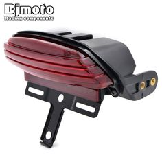 check discount lpl 069 rd motorcycle lights rear fender red led brake tail light motocicleta for #motorcycle #tail #lights