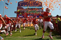 You voted and the results are in:ClemsonUniversityis the winner of ourfirst annual The South's Best Tailgate competition! From August 15 to October 1, more than 510,000 votes were cast withAlabamaclinching 3rd placeand Ole Misstaking 2nd place.