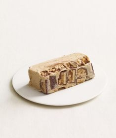 Dulce De Leche Candy Bar Terrine