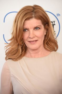 Rene Russo's Medium Waves - Haute Hairstyles for Women Over 50 - Photos